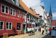 Singler Flensburg miljø